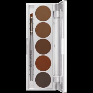 Eyebrow Powder Palette 5 Colors 5355-500x500